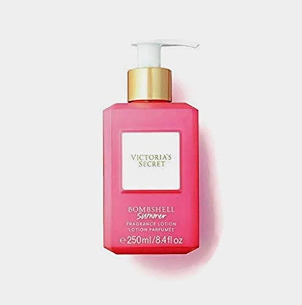 ヒール偉業延期する【並行輸入品】Victoria's Secret Bombshell Summer Fragrance Lotion ヴィクトリアズシークレットボムシェルサマーローション