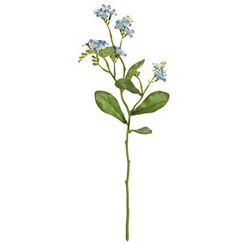 MAGIQ 東京堂 上質な造花  セントわすれなぐさ  ブルー FM000247-005