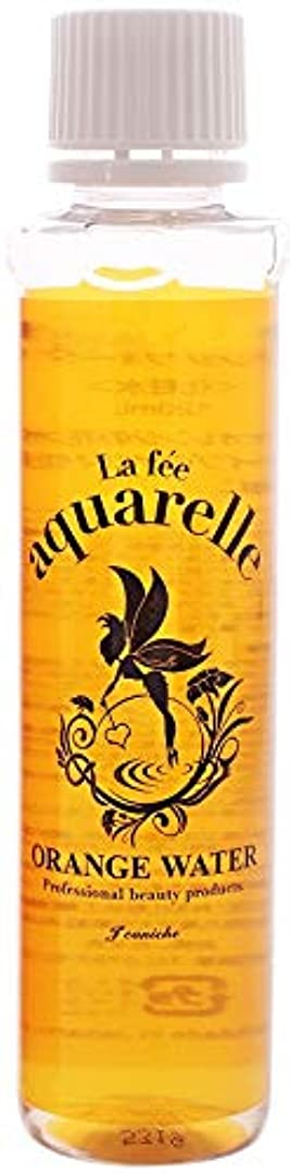 なに終わり忘れられないスイートオレンジアロマ化粧水★ アクワレル オレンジウォーター (レフィル) 120ml 日本製