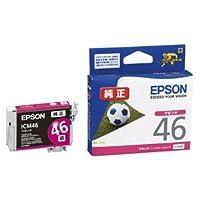 (まとめ) エプソン EPSON インクカートリッジ マゼンタ ICM46 1個 【×4セット】 AV デジモノ パソコン 周辺機器 インク インクカートリッジ トナー インク カートリッジ エプソン(EPSON)用 [並行輸入品]