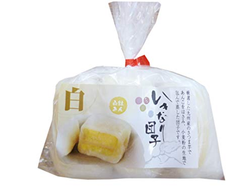 肥後屋 いきなり団子 白(白粒あん) 3個入×40