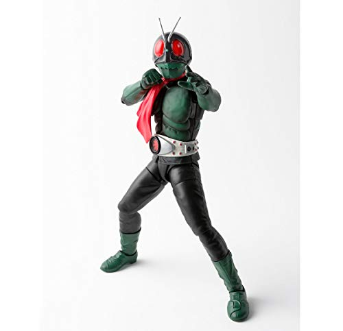 S.H.Figuarts(真骨彫製法)仮面ライダー1号(桜島Ver.)