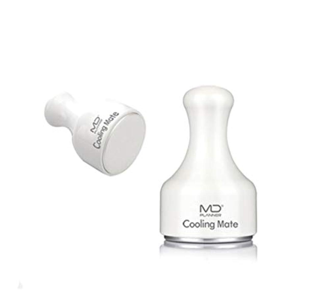 フラフープ漏斗人形MD Planner Cooling Mate フェイスクーラーアイスローラーフェイスローラー顔マッサージ機構の腫れ抜き方法毛穴縮小(海外直送品)