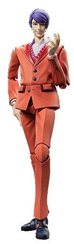 超像可動 「TVアニメ 東京喰種-トーキョーグール-」 月山習 約17cm PVC・ABS製 塗装済み可動フィギュア