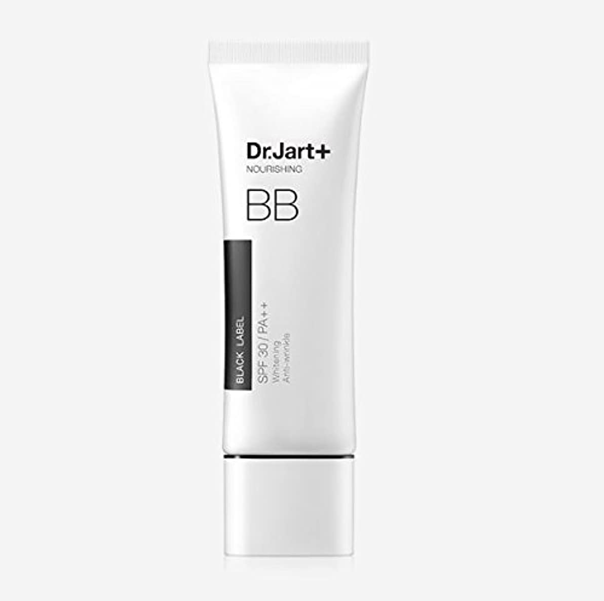 カード中央値登る[Dr. Jart] Black Label BB Nourishing Beauty Balm 50ml SPF30 PA++/[ドクタージャルト] ブラックラベル BB ナリーシン ビューティー バーム 50ml SPF30...
