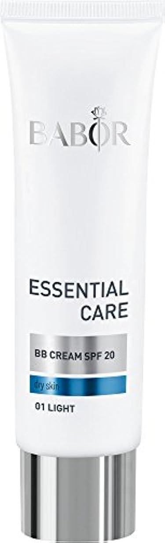 ブート追い付く散らすバボール Essential Care BB Cream SPF 20 (For Dry Skin) - # 01 Light 50ml/1.7oz並行輸入品