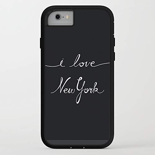 Society6 I Love New York BW Adventure Case iPhone 7