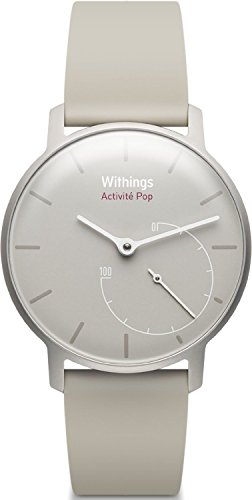 Withings スマートウォッチ Activité Pop Elegant Sand【日本正規代理店品】