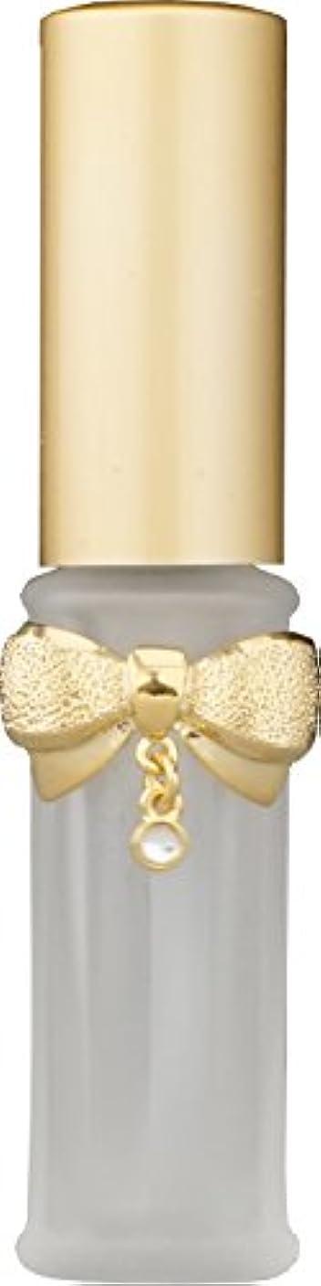 アセ旅非アクティブ22201 グラスアトマイザーリボンダイヤゴールド