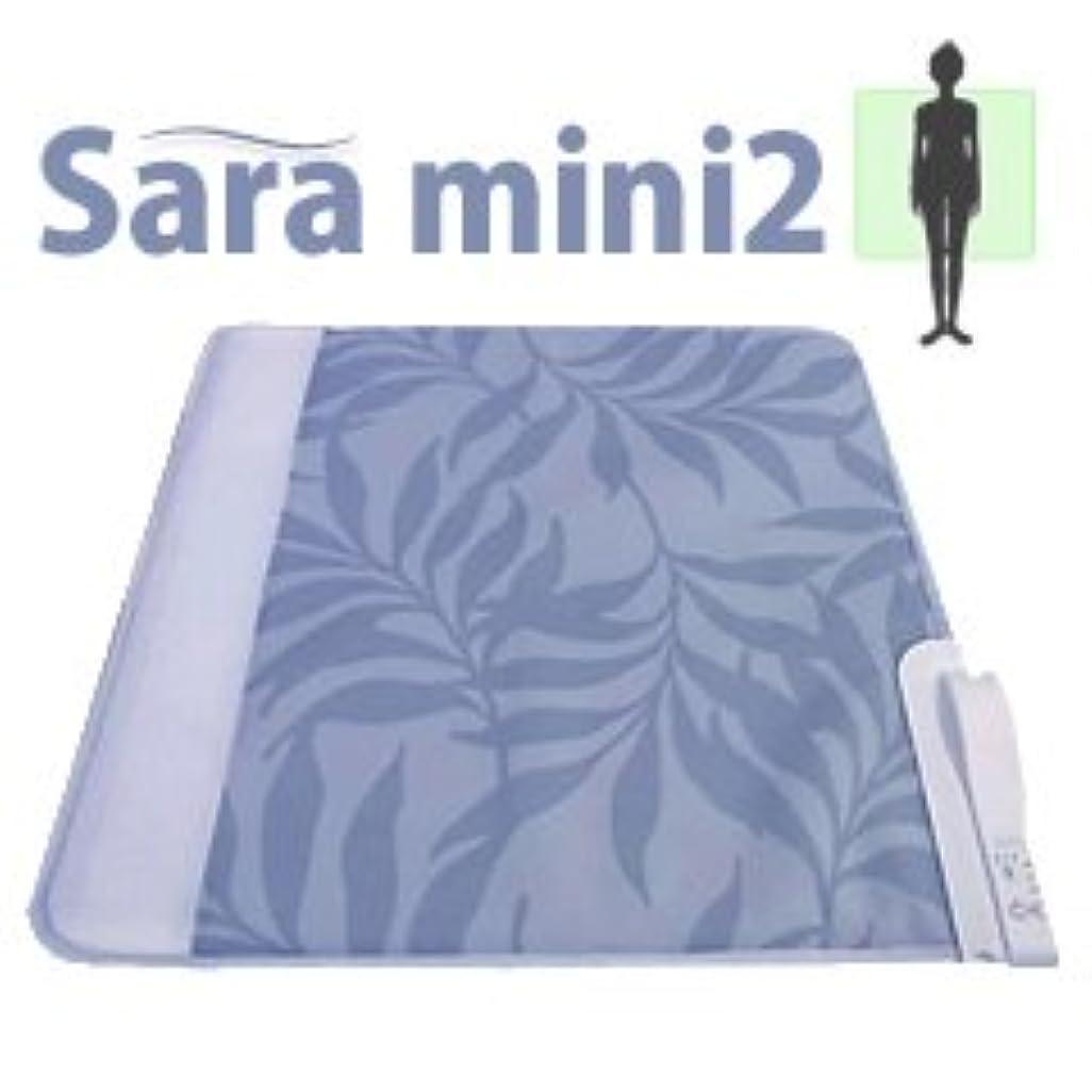 貨物想像する該当するエアコンマット サーラ SARA ミニ2【風通る敷きパッド サラ mini2 2515-078】