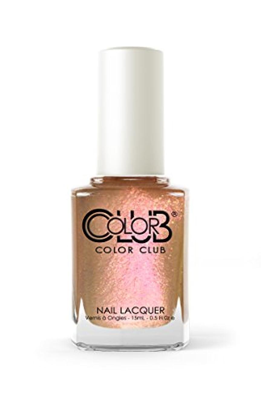 ランドリー乱雑な派手Color Club Lacquer - Shine Shifter Collection Spring 2018 - Rise And Shine - 15 mL / 0.5 oz