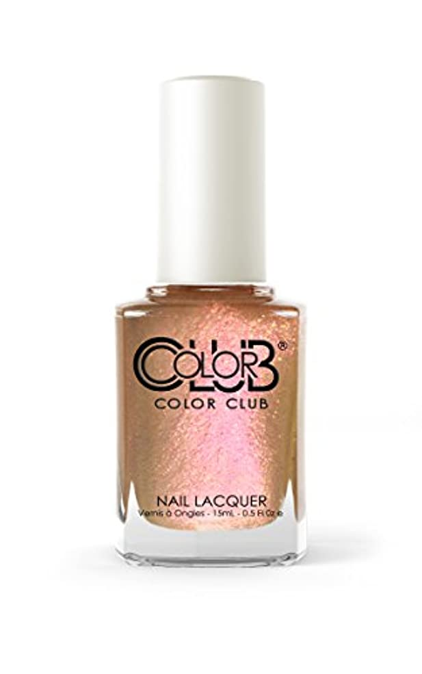 蘇生する小売出演者Color Club Lacquer - Shine Shifter Collection Spring 2018 - Rise And Shine - 15 mL / 0.5 oz
