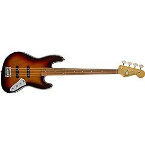 Fender フェンダー エレキベース JACO PASTORIUS J BASS FL 3TS