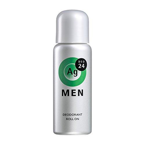 エージーデオ24 メンズデオドラントロールオン スタイリッシュシトラスの香り 60mL (医薬部外品)