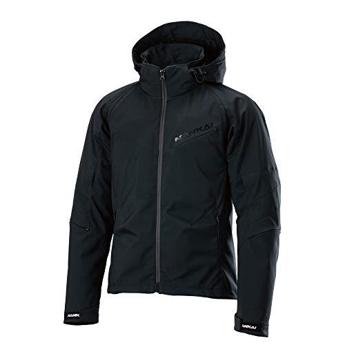 ナンカイ(NANKAI) ソフトシェルオールシーズンジャケット ブラック Size XL SDW-4127
