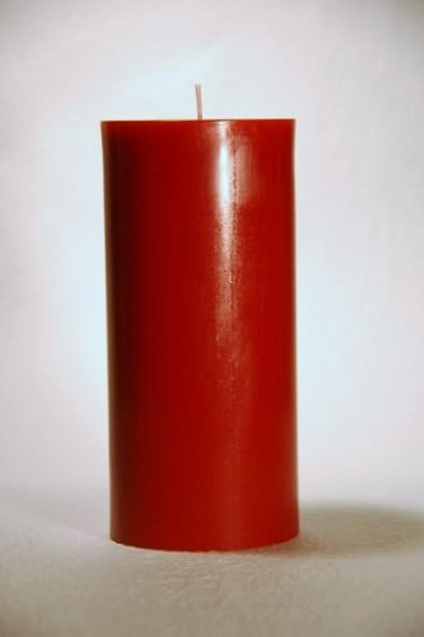 電気の無条件アイスクリームペガサスキャンドル 2?3/4×6ラウンド Xmasレッド-