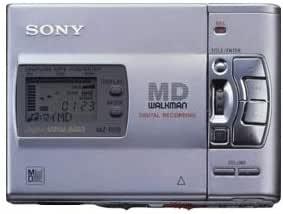 SONY ソニー MZ-R50-S シルバー ポータブルMDレコーダー (録音/再生兼用機/録再/MDウォークマン)