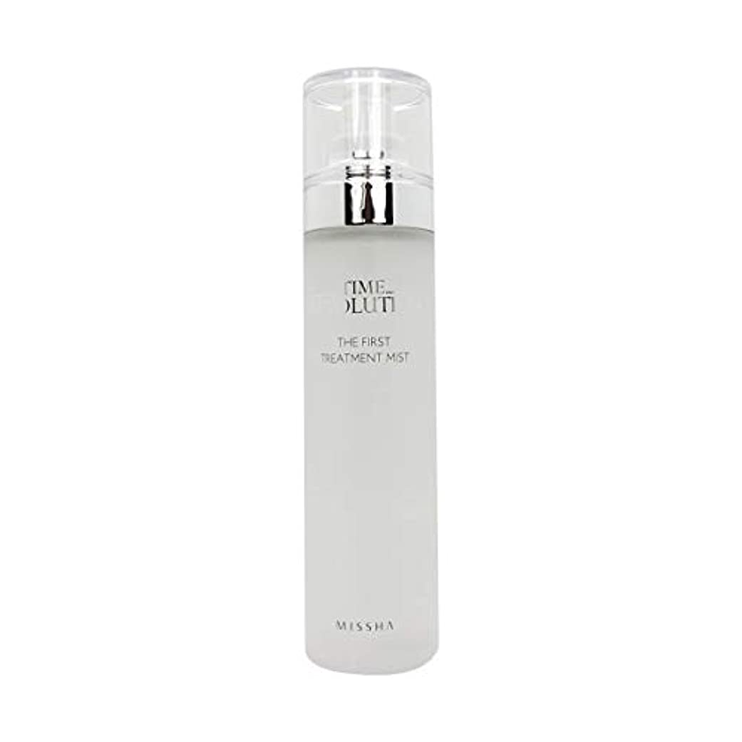 識字船形刻むMissha Time Revolution The First Treatment Mist 120ml