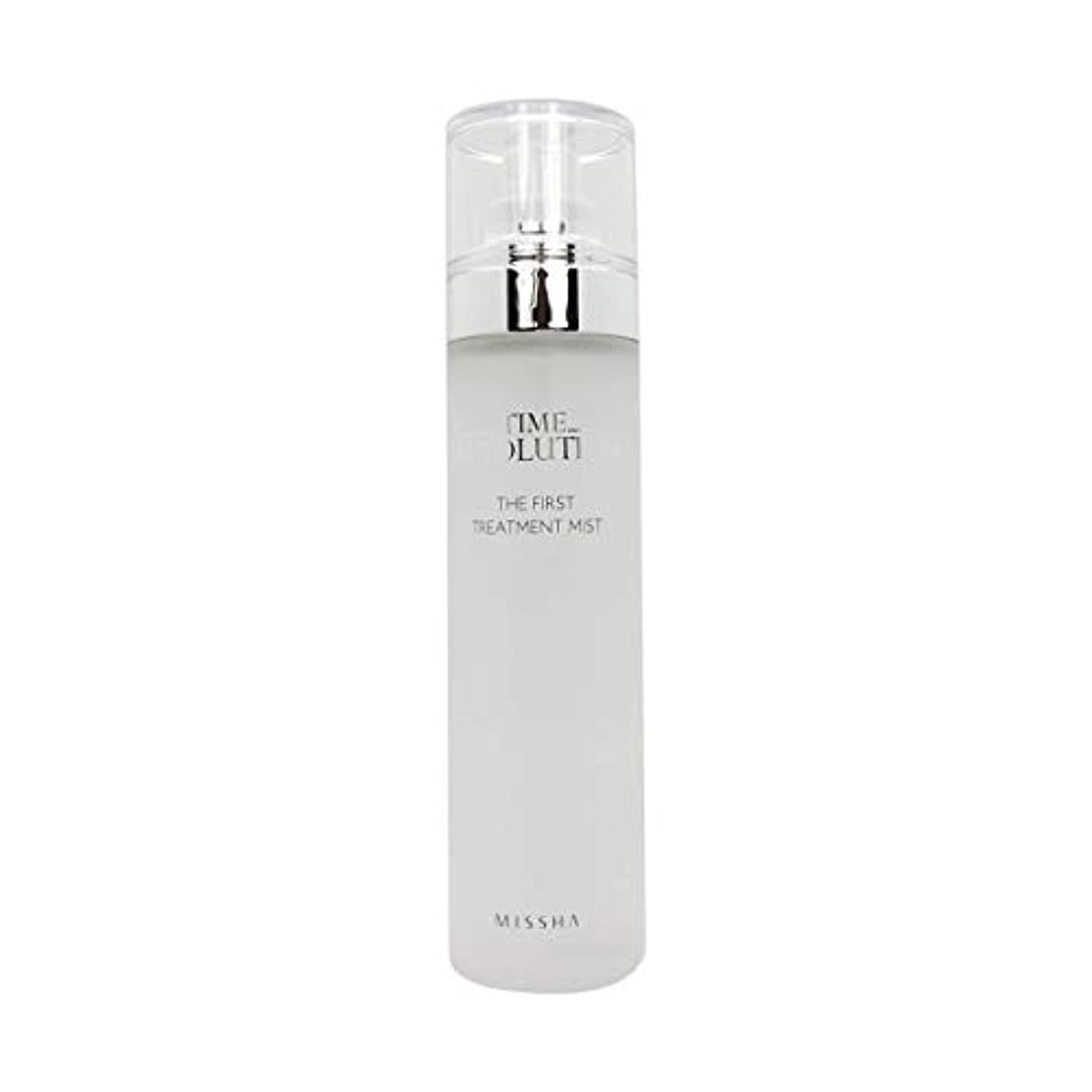 どうやって不一致つぼみMissha Time Revolution The First Treatment Mist 120ml