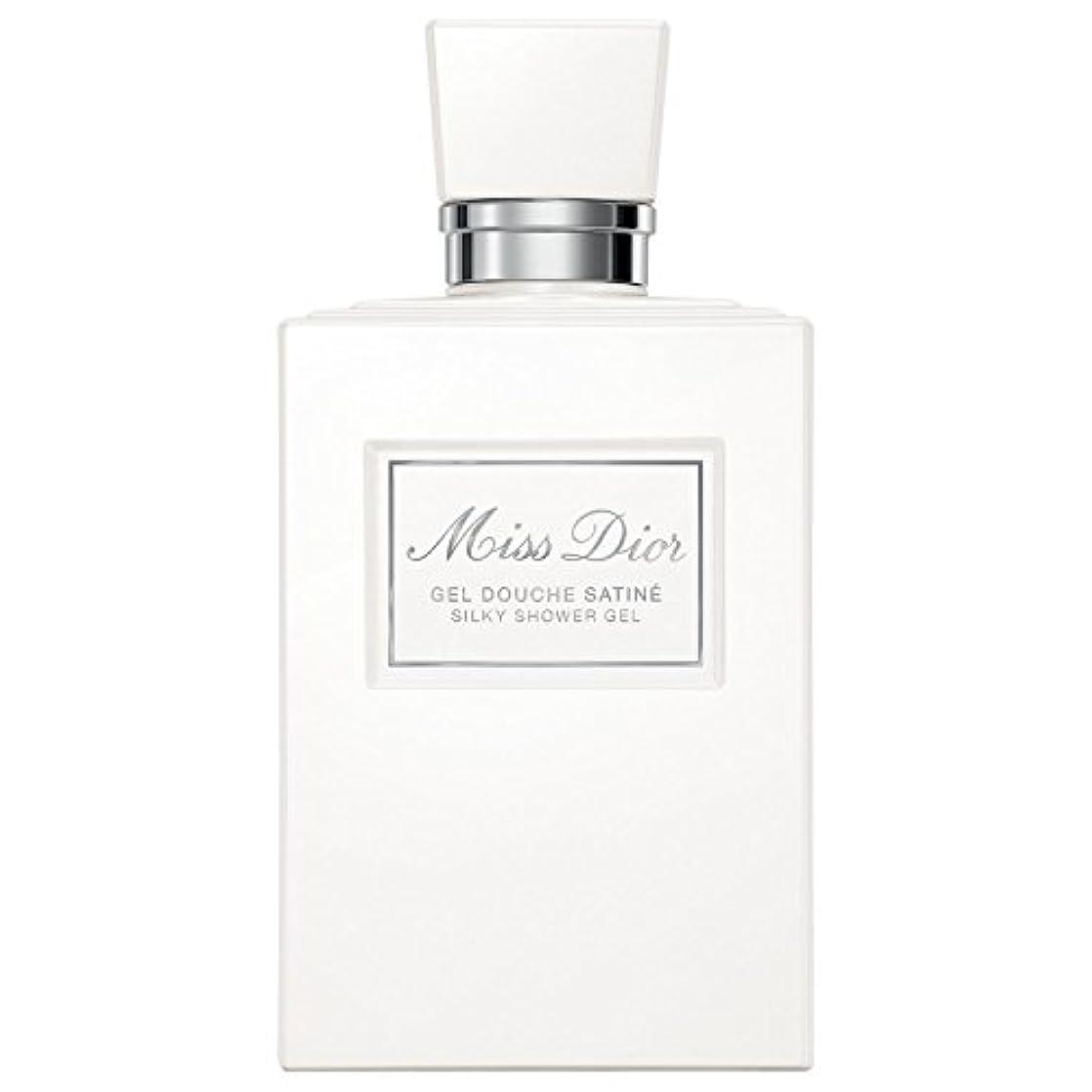 ブラウズコールド先入観[Dior ] ディオールミスディオールシャワージェル200Ml - Dior Miss Dior Shower Gel 200ml [並行輸入品]