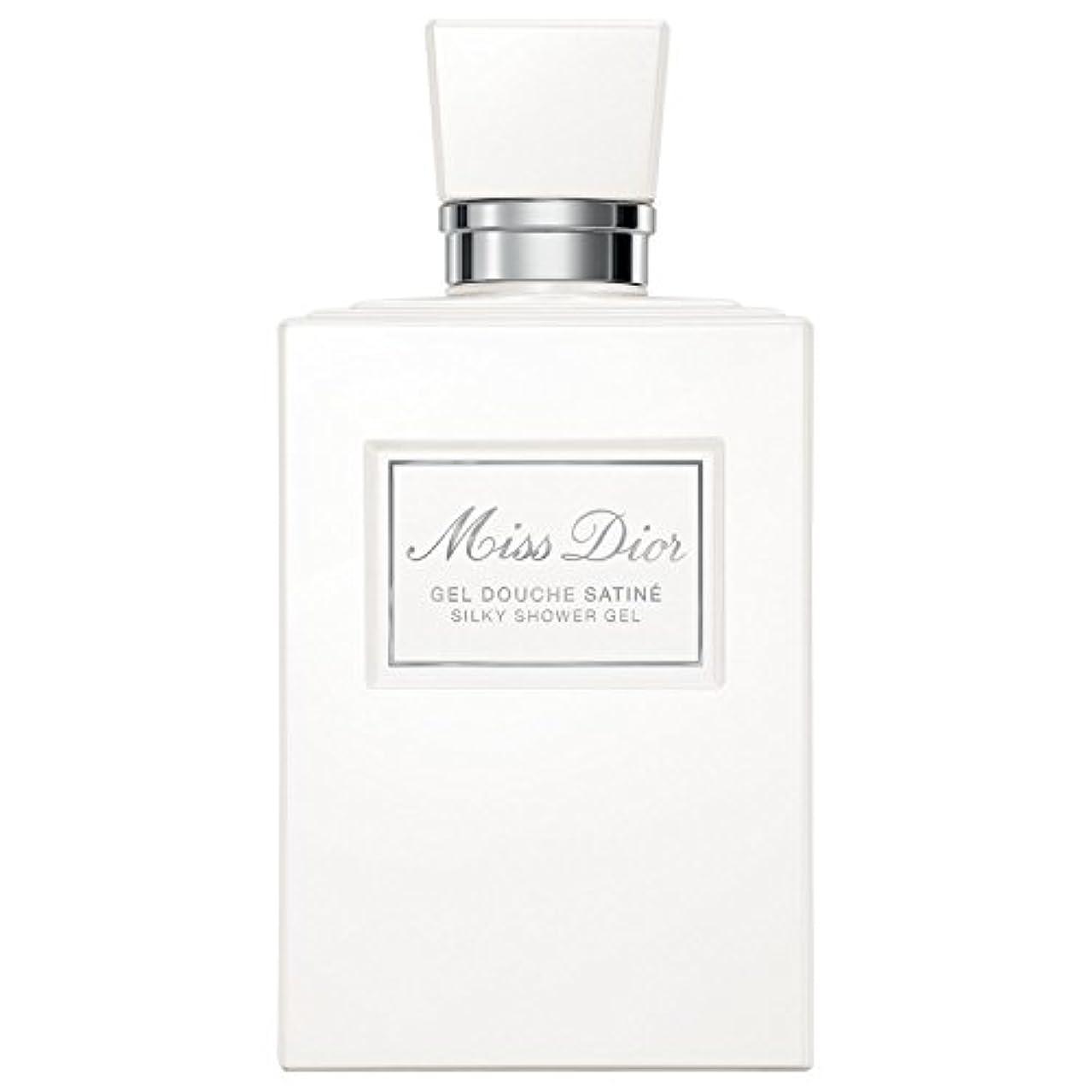 シンプルさなんでも才能[Dior ] ディオールミスディオールシャワージェル200Ml - Dior Miss Dior Shower Gel 200ml [並行輸入品]