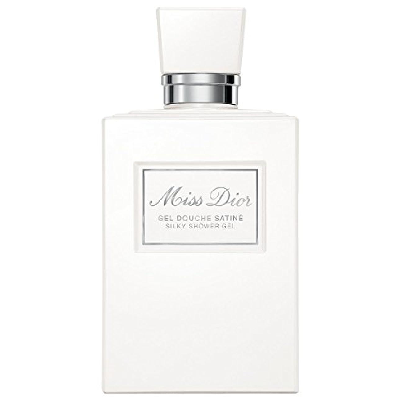 こどもの宮殿不確実顔料[Dior ] ディオールミスディオールシャワージェル200Ml - Dior Miss Dior Shower Gel 200ml [並行輸入品]