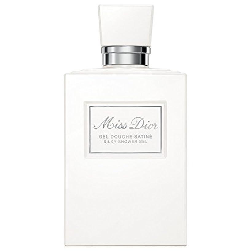 意図する知性偽善[Dior ] ディオールミスディオールシャワージェル200Ml - Dior Miss Dior Shower Gel 200ml [並行輸入品]