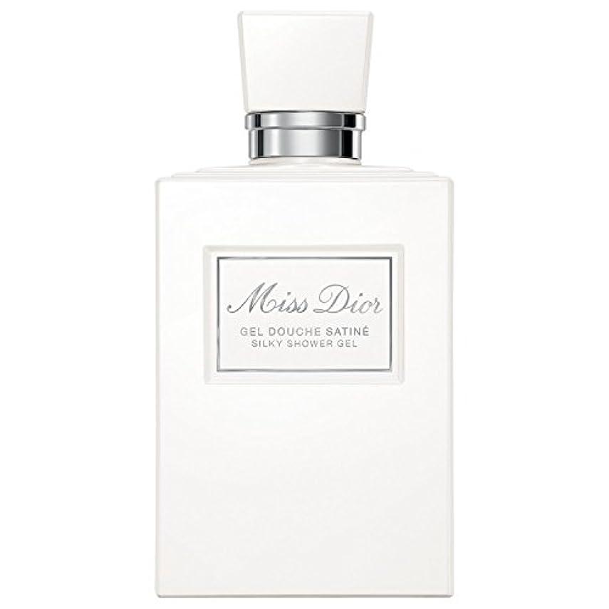 起こりやすい脚本雄弁家[Dior ] ディオールミスディオールシャワージェル200Ml - Dior Miss Dior Shower Gel 200ml [並行輸入品]