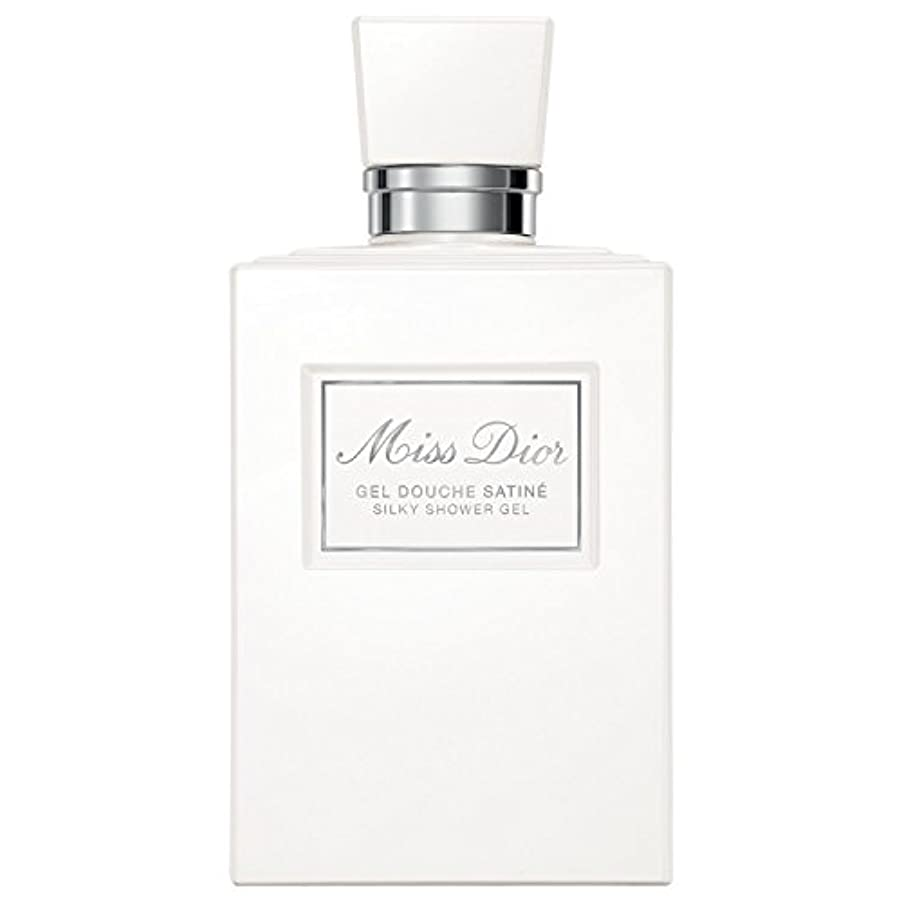 幻滅する朝ごはん誤解を招く[Dior ] ディオールミスディオールシャワージェル200Ml - Dior Miss Dior Shower Gel 200ml [並行輸入品]