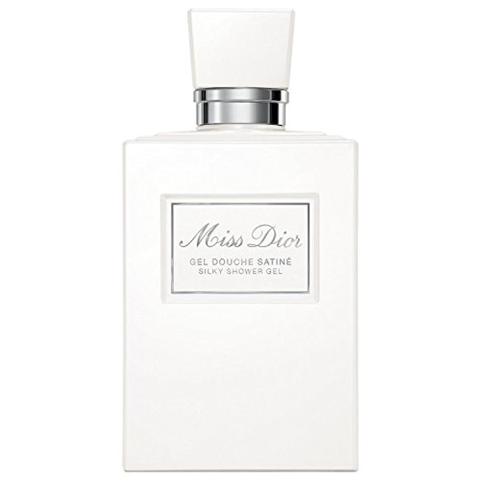 そのような更新する採用[Dior ] ディオールミスディオールシャワージェル200Ml - Dior Miss Dior Shower Gel 200ml [並行輸入品]