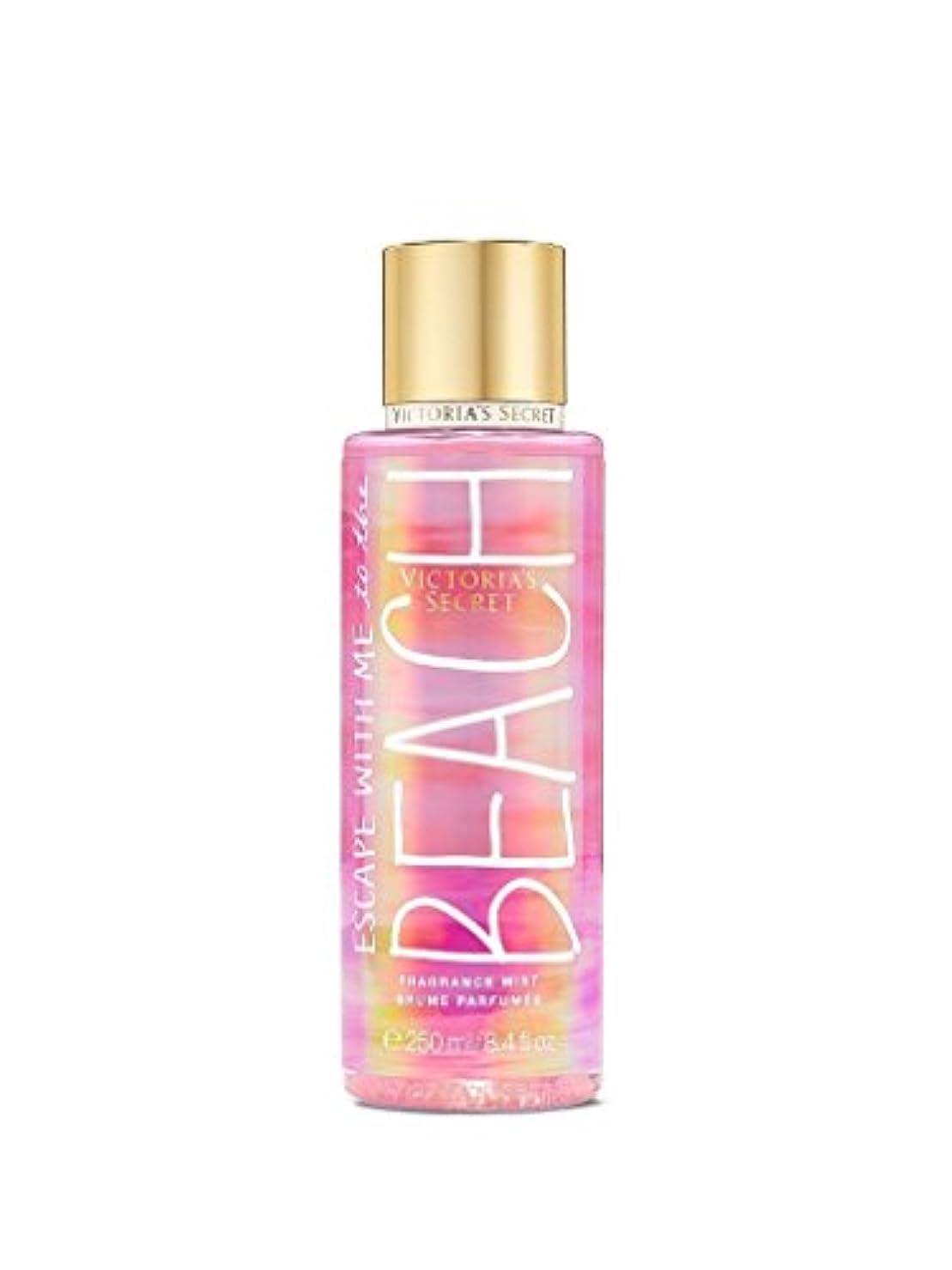 マイクロプロセッサバレル可聴【並行輸入品】Victoria's Secret Summer Vacation Fragrance Mist - Escape With Me To The Beach ヴィクトリアズシークレット エスケープ ウィズミー...