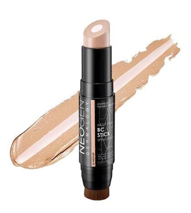 降雨遅らせるショッピングセンターNEOGEN Dermalogy Multi Play BC Stick(No.23 Medium) ネオジェンダーマロッジマルチプレイBCスティック21号 (No.23:Medium) [並行輸入品]