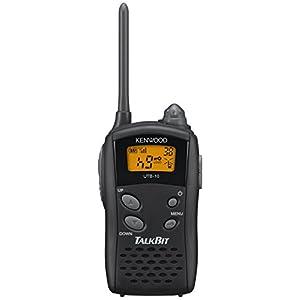 JVCケンウッド TALKBIT トークビット 免許資格不要 特定小電力トランシーバー UTB-10 UTB-10