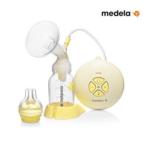 メデラ Medela 母乳育児 スイング 電動搾乳機の口コミ