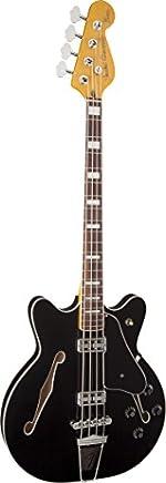 Fender Modern Player CORONADO BASS (Black)