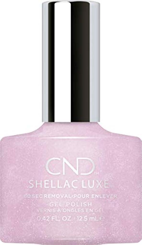 データベース分析的シニスCND Shellac Luxe - Lavender Lace - 12.5 ml / 0.42 oz