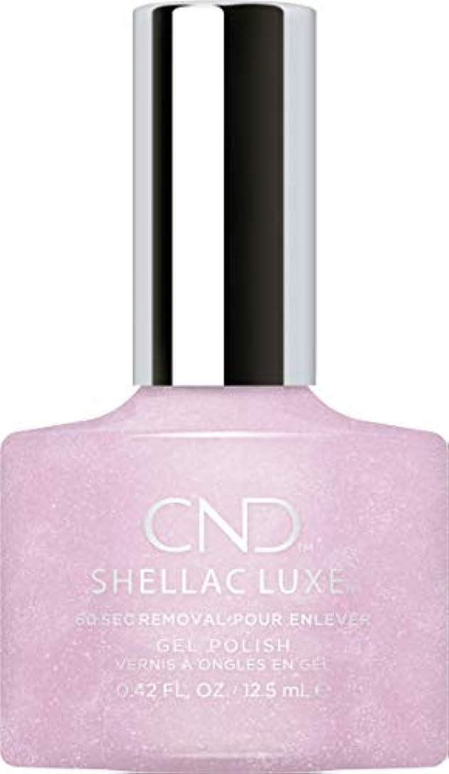 忠実なハプニング交換CND Shellac Luxe - Lavender Lace - 12.5 ml / 0.42 oz