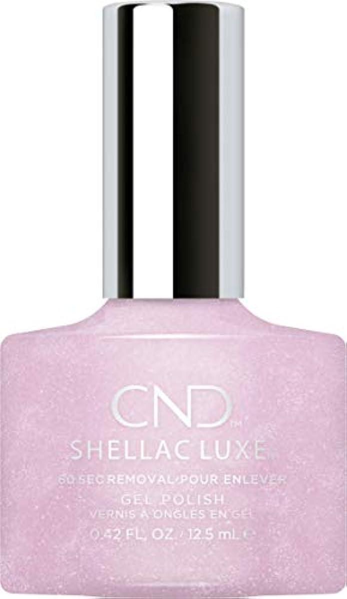 ガウンショルダー最初CND Shellac Luxe - Lavender Lace - 12.5 ml / 0.42 oz