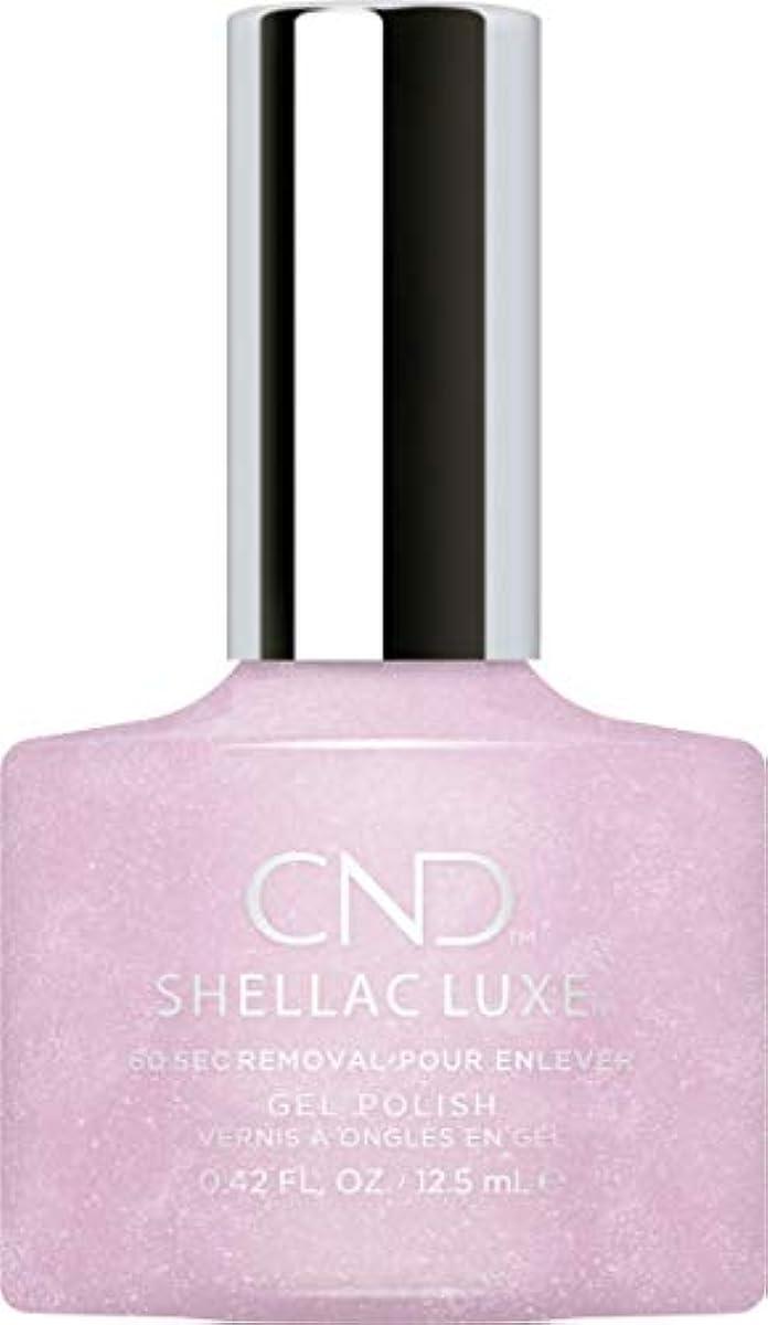 誤解ラジエーターに向けて出発CND Shellac Luxe - Lavender Lace - 12.5 ml / 0.42 oz