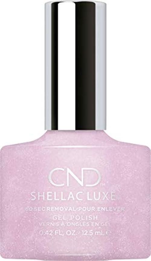 ボンド肉腫自己CND Shellac Luxe - Lavender Lace - 12.5 ml / 0.42 oz