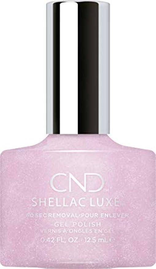 調停者首尾一貫した開業医CND Shellac Luxe - Lavender Lace - 12.5 ml / 0.42 oz