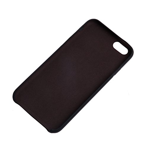 YUANSHOP1 iPhone6 6sケース 熱変色スマホケース アイフォン 熱感反応 変色携帯ケース ソフト 高品質 面白い かっこいい(グリーン)