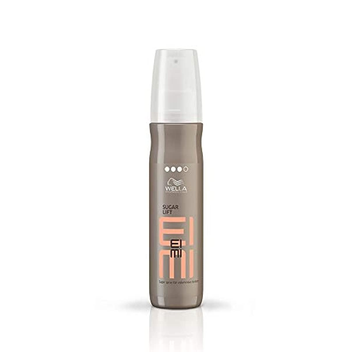 課税彼らのジュニアウエラ シュガー リフト スプレー Wella EIMI Sugar Lift Sugar Spray for Voluminous Texture 150 ml [並行輸入品]