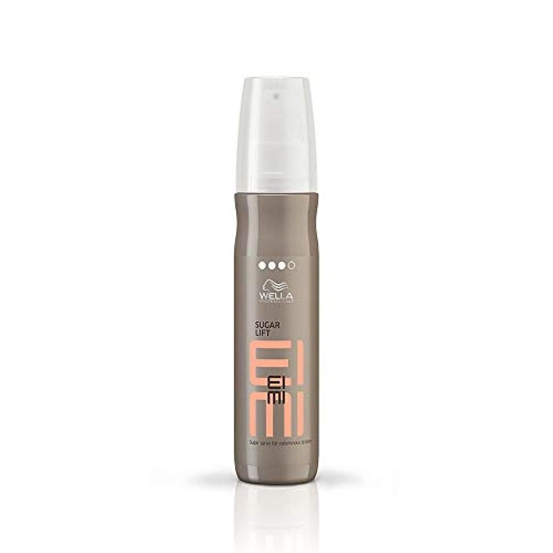 注釈を付ける力進化ウエラ シュガー リフト スプレー Wella EIMI Sugar Lift Sugar Spray for Voluminous Texture 150 ml [並行輸入品]