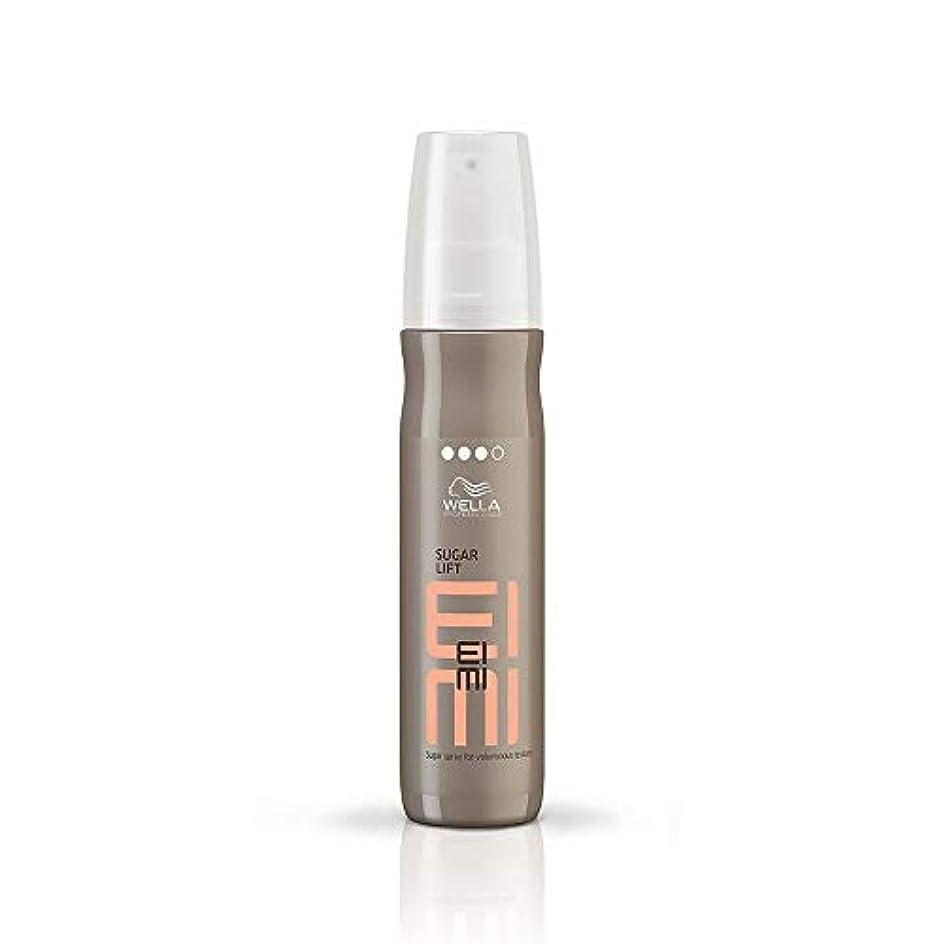 戦い欺く忌避剤ウエラ シュガー リフト スプレー Wella EIMI Sugar Lift Sugar Spray for Voluminous Texture 150 ml [並行輸入品]