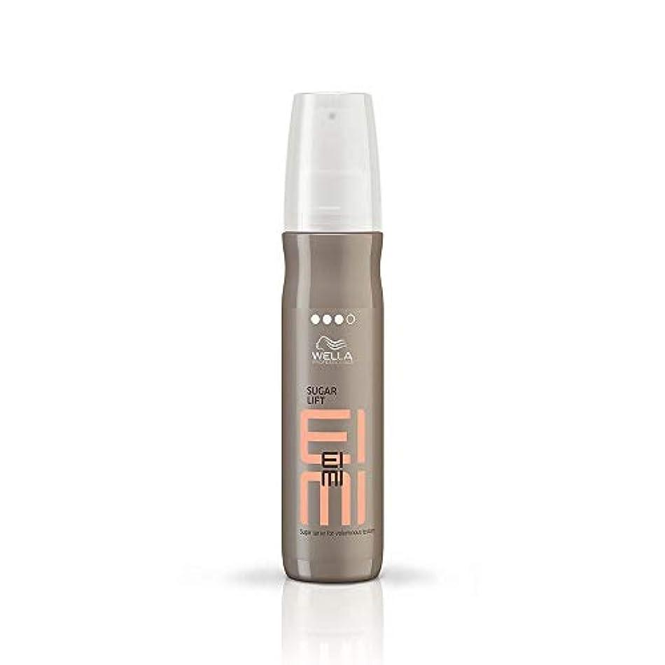 急性力ブラシウエラ シュガー リフト スプレー Wella EIMI Sugar Lift Sugar Spray for Voluminous Texture 150 ml [並行輸入品]