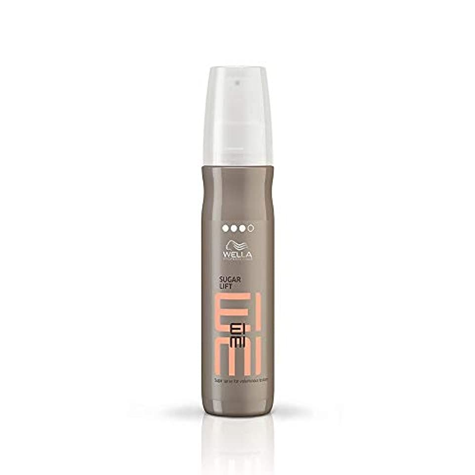 満足創始者傑作ウエラ シュガー リフト スプレー Wella EIMI Sugar Lift Sugar Spray for Voluminous Texture 150 ml [並行輸入品]