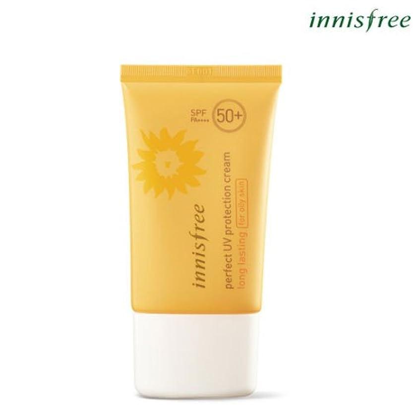スパーク賞賛する日焼け[INNISFREE]イニスフリーパーフェクト UV プロテクション クリームロングラスティング[オイリー肌のためFOR OILY SKIN]SPF50+ PA++++ 50mL perfect UV protection...