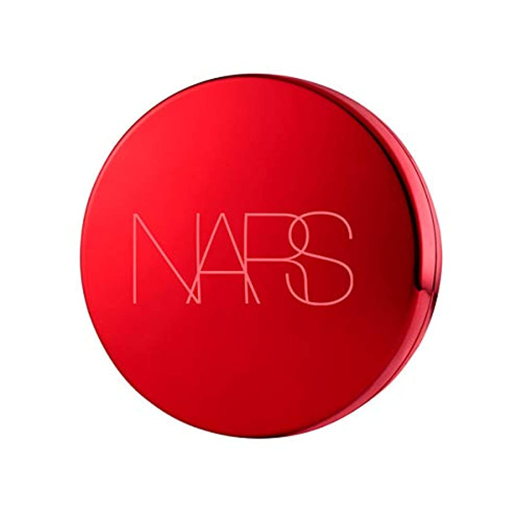 不潔活力完璧な【NARS(ナーズ)】 アクアティックグロー クッションコンパクト スペシャルエディションケース