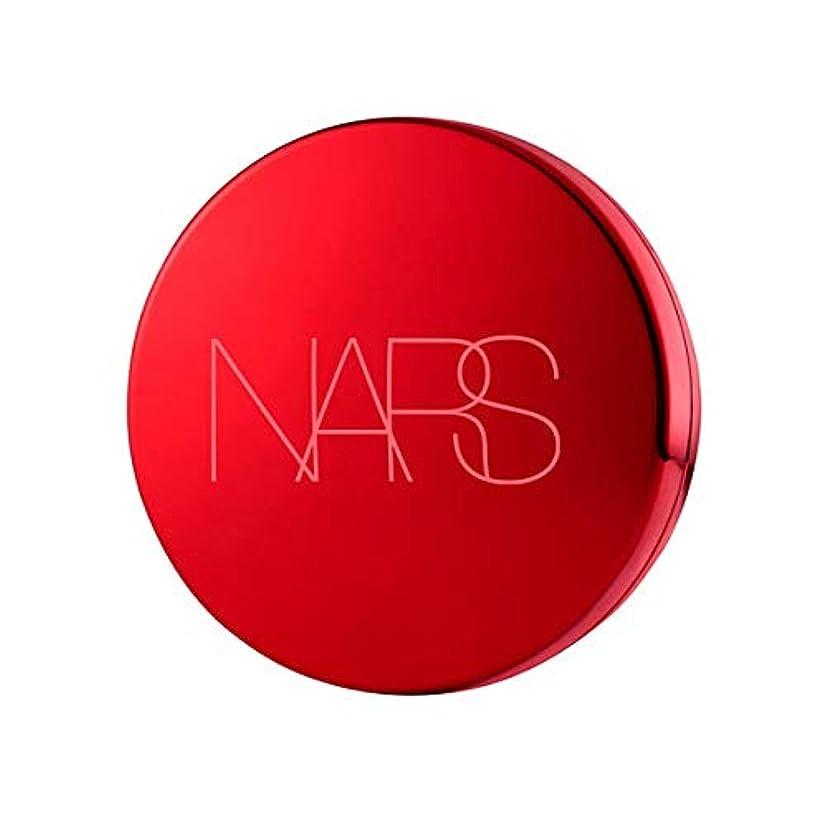 アスリート刃霧深い【NARS(ナーズ)】 アクアティックグロー クッションコンパクト スペシャルエディションケース